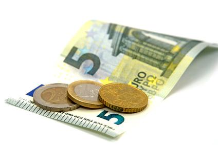 Acht Euro Fünzig