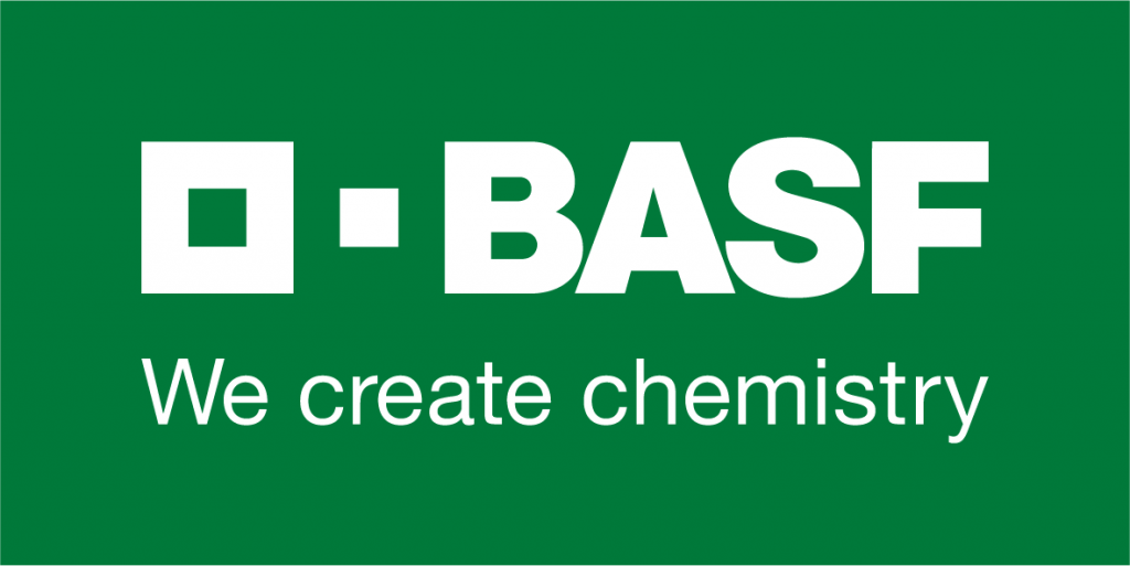 Logo der BASF